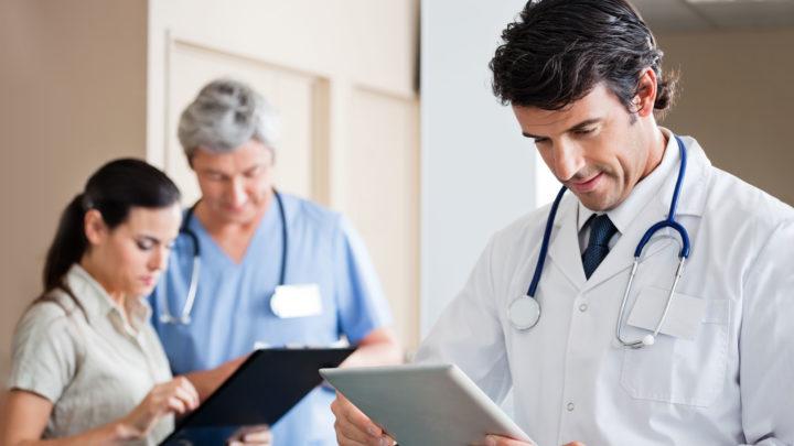 """Erfahren Sie mehr über """"Gesundheitswesen"""""""
